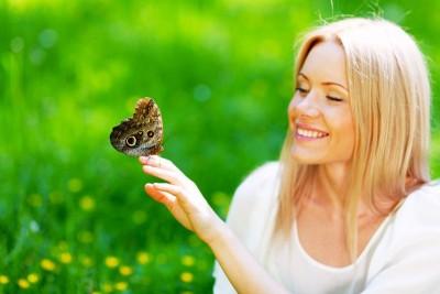 Viviendo Consciente de oruga a mariposa