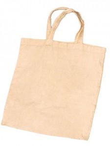 Consumo responsable - Bolsa de tela