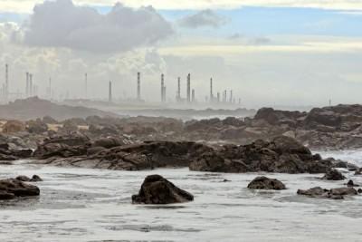 Contaminación industrial - Consumo-responsable