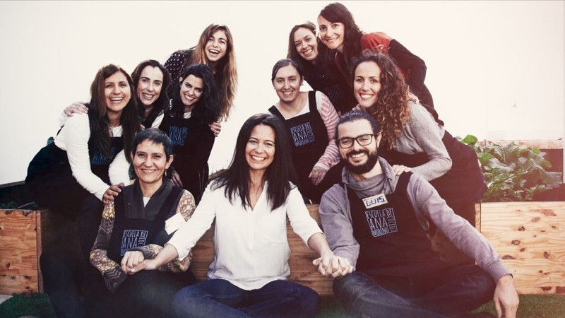 Ana Moreno - Máster de nutrición y cocina vegetariana